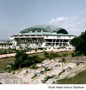 Stadiums Turf Club And Sports Center In Malaysia